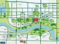 建业·公园里沙盘图