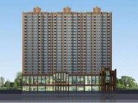出售同华国际广场3室2厅2卫134平米76万住宅