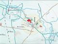 蓝城·桃李春风交通图
