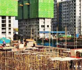 幸福家书丨东青集团邓州区域4月份项目工程进度播报