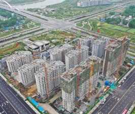 东青邓州区域各项目工程进度播报丨繁盛夏日 美好向阳而生